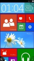Windows 8 Laucher For Symbian