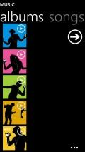 Nokia Lumia Music Player[Deluxe Edition] TTPOD SKIN