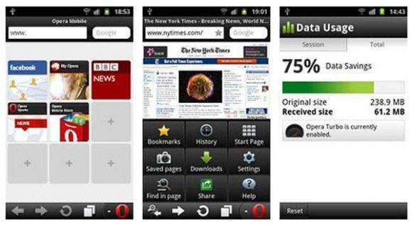 Opera mobile 12 скачать бесплатно