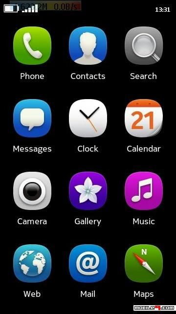 PHONEKY - Launcher Symbian Apps