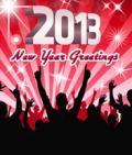 تحيات السنة الجديدة 2013