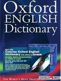 Oxford English Dictionary Working