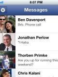 Facebook Chat Messanger