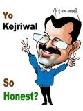 Kejriwal So Honest Funny Trolls 240x320
