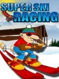 Super Ski Racing Free (240x320)