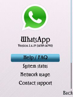 Whatsapp Java App - Download for free on PHONEKY