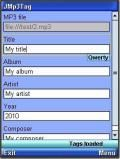 Java Mp3 Tag Editor