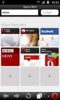 Opera Mini 6.5 240x400 vi 1