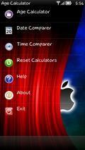 PHONEKY - Age Calculator Java Apps