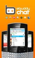 Ebuddy Chat v3.0.6 Fullscreen