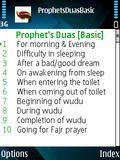Duas Nabi Islam