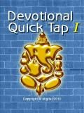 Devotional Quick Tap 1