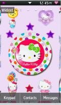 Samsung Star 2 Theme Hello Kitty