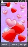 Samsung Star 2 Theme Pink Hearts