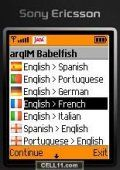 argIM Babelfish Translator