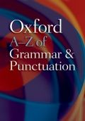 OXFORD A-Z GRAMMAR AND PUNCTUATION