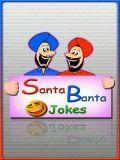 Santa Banta Jokes 240x400
