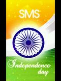 Independence Day SMS 360x640