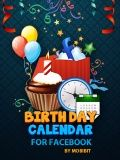 Facebook Birthday calendar 240x400