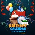 Facebook Birthday calendar 320x240