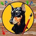 Draw Dogs - 240x400