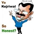 Yo Kejriwal So Honest Funny Trolls 360x640