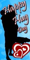 Happy Hug Day Free