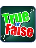 True Or False Quiz 240x400