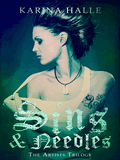 Sins And Needles (The Artists Trilogy #1)