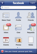 Face Book App For Nokia 2690
