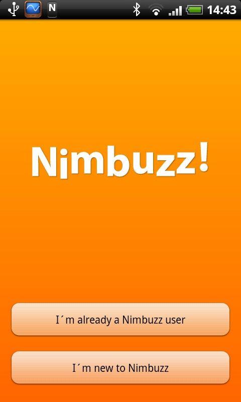 Nimbuzz Messenger Java App - Download for free on PHONEKY