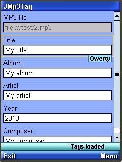 Java Mp3 Tag Editor Java App - Download for free on PHONEKY