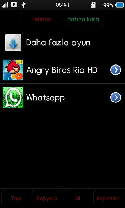 PHONEKY - whatsapp Java Apps