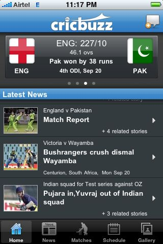 Cricbuzz Java App - Download for free on PHONEKY
