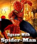 Jigsaw With Spider Man (176x208)