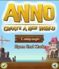 Anno Create new world