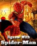 Jigsaw With Spider Man (176x220)