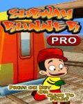 Subway Runner Pro Free (176x220)