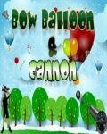 Bow Balloon & Cannon