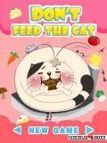 لا تغذية القط