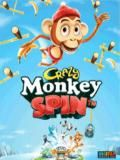 Crazy Monkey Spin. S60v3 Java Games.