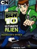 Ben 10 Cuối cùng người nước ngoài của Aggregor tấn công