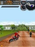 Off Road Dirt Motocorp Touch Screen Byke Racing Game