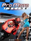 Pro Moto Racing Java 240x320 Touch Screen Game