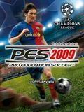 PES 2009 JAVA GAME
