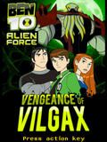 Ben 10 trả thù của Vilgax