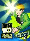 Ben 10 Alien Force Break In Và Bust Out