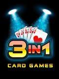 3 В 1 карточных играх