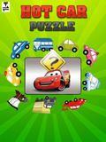 Hot Car Puzzle (240x320)