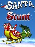 Santa Stunt 240x320